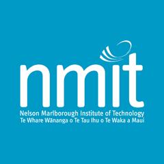 Logo Nelson Marlborough Institute of Technology Neuseeland