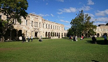 University of Queensland St Lucia Campus