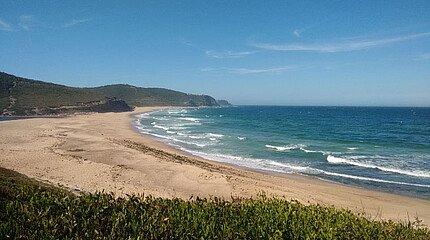 Strand in Australien