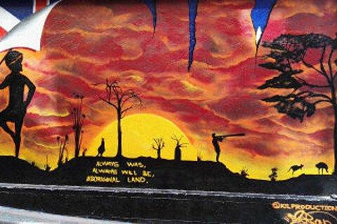 Street Art in Australien