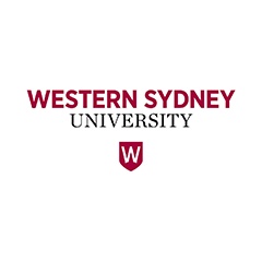 Logo Western Sydney University Australien