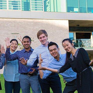 Australische Stipendiaten