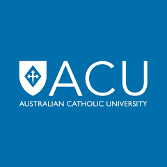 Logo Australian Catholic University Australien