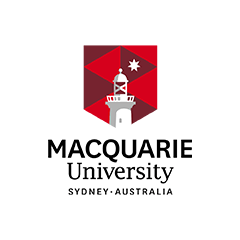 Logo Macquarie University Australien
