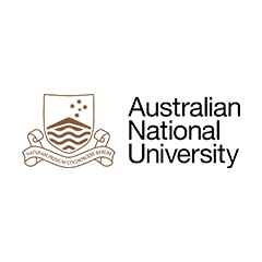 Logo The Australian National University Australien
