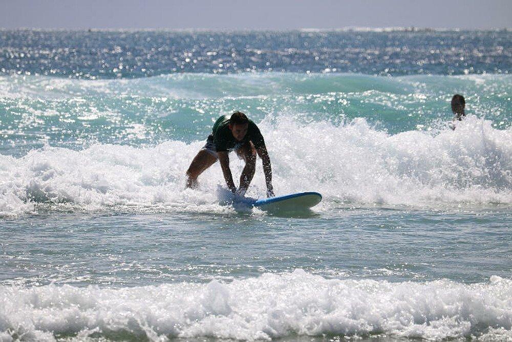Erfahrungsbericht Overoedder Surfen Australien