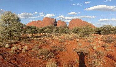 Studium in Australien - Outback