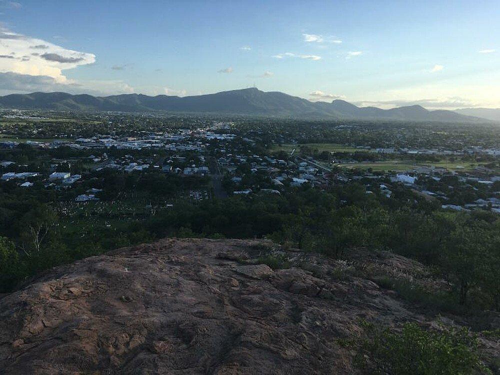 Erfahrungsbericht Kaufmann Landschaft Australien
