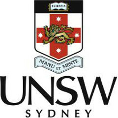 Logo The University of New South Wales Australien