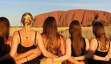 Erfahrungsbericht Spilke Uluru Australien
