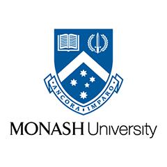 Logo Monash University Australien