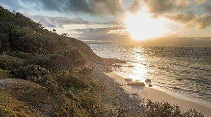 Küste Australien
