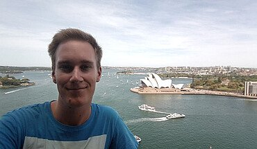 Student in Sydney