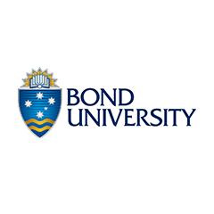 Logo Bond University Australien