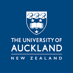 Logo University of Auckland Neuseeland