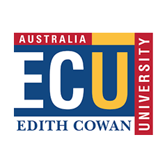 Logo Edith Cowan University Australien