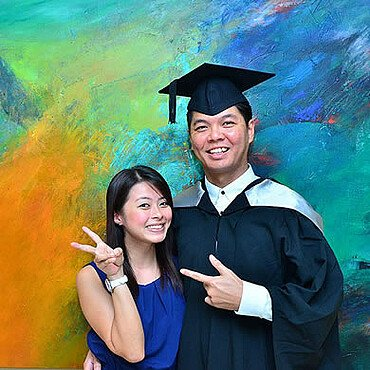 Master Studium Australien: Absolventen