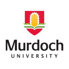 Logo Murdoch University Australien