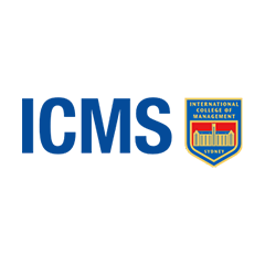Logo International College of Management Sydney Australien