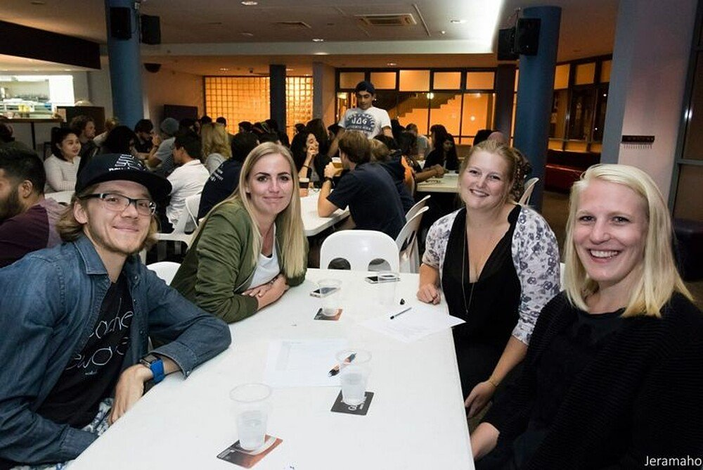Quiznight an der Bond University