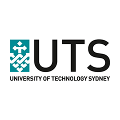 Logo The University of Technology Sydney Australien
