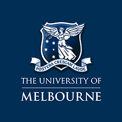 Logo The University of Melbourne Australien