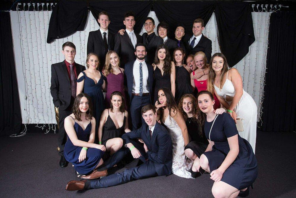 Gruppenfoto Studium Neuseeland