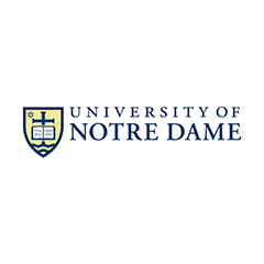 Logo The University of Notre Dame Australien