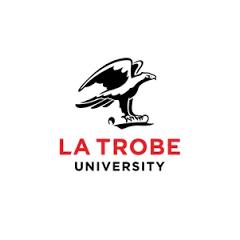 Logo La Trobe University Australien
