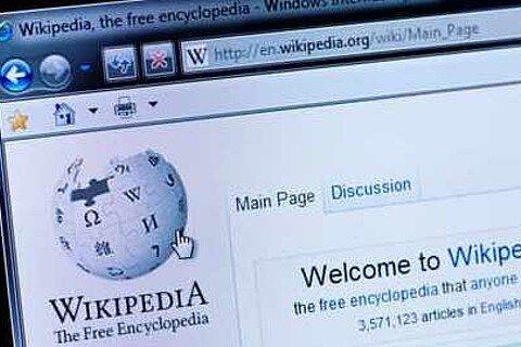 Die Online-Enzyklopädie Wikipedia