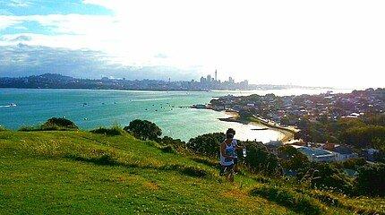 Küste Neuseeland