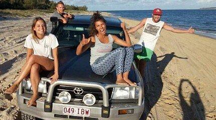 Fraser Island Erfahrungsbericht Australien