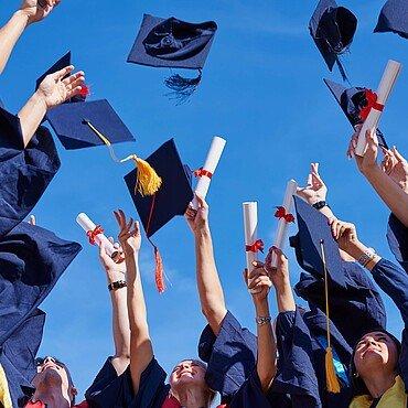 Australien: Master Studenten
