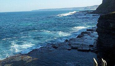 Küste in Australien