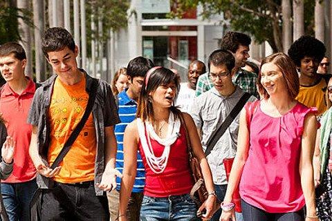 Studierende Auslandssemester Kanada
