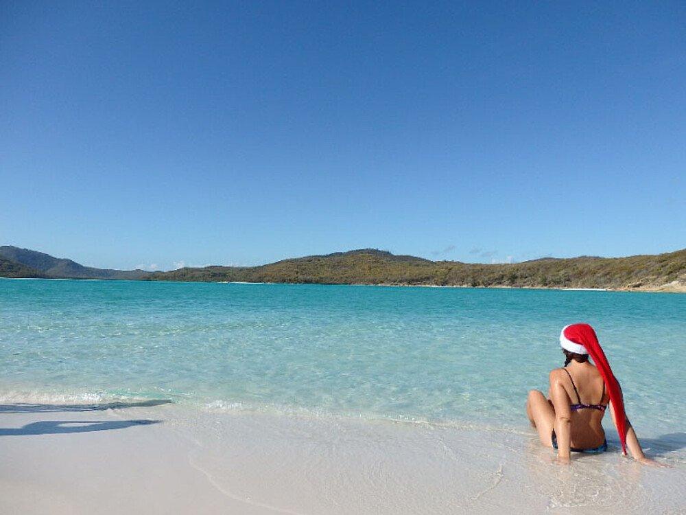 Weihnachten am Strand - Auslandssemester Australien