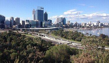 Perth Auslandssemester Australien