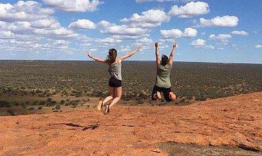 Roadtrip durch Westaustralien