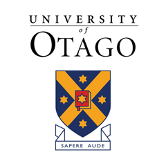 Logo University of Otago Neuseeland