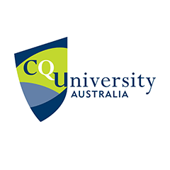Logo Central Queensland University Australien