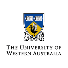 Logo The University of Western Australia Australien