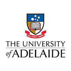 Logo The University of Adelaide Australien
