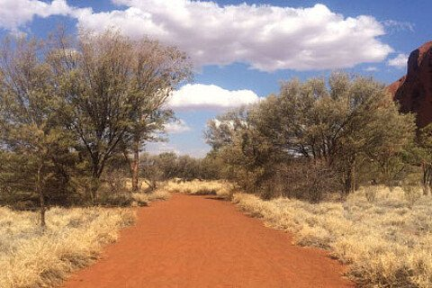 Uluru Nationalpark in Australien