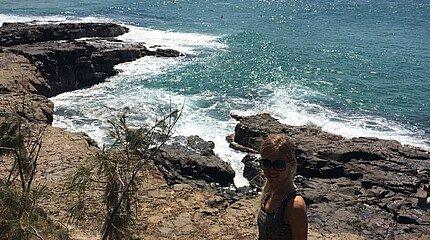 Meer in Queensland