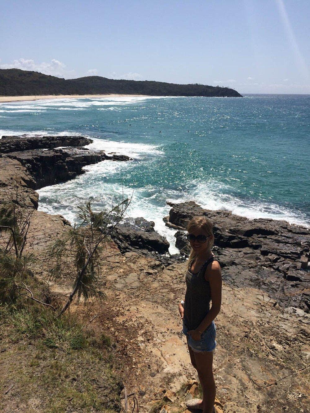 Erfahrungsbericht Auslandssemester Queensland - Meer