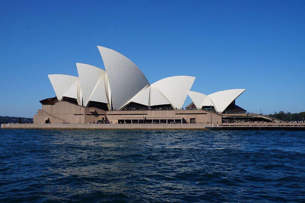 Opernhaus - Auslandssemester Australien
