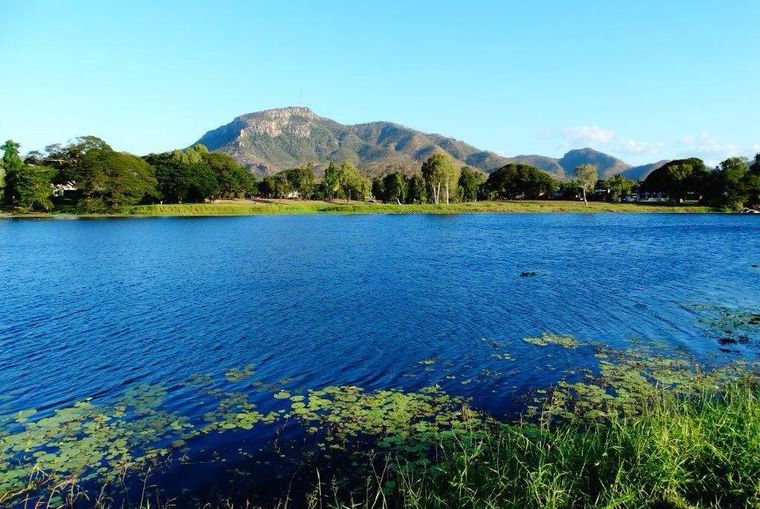 Ross River in Townsville