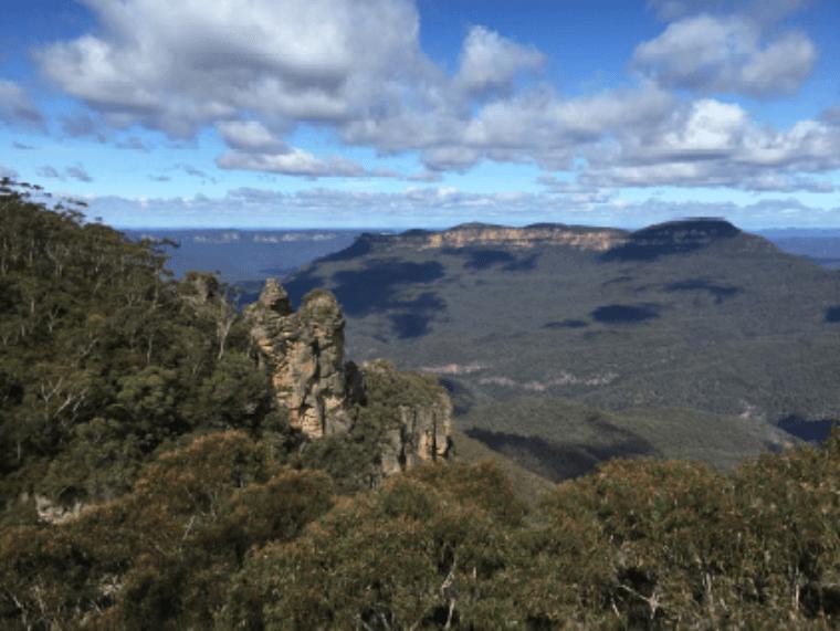 Erfahrungsbericht Gastsememster Australien - Blue Mountains