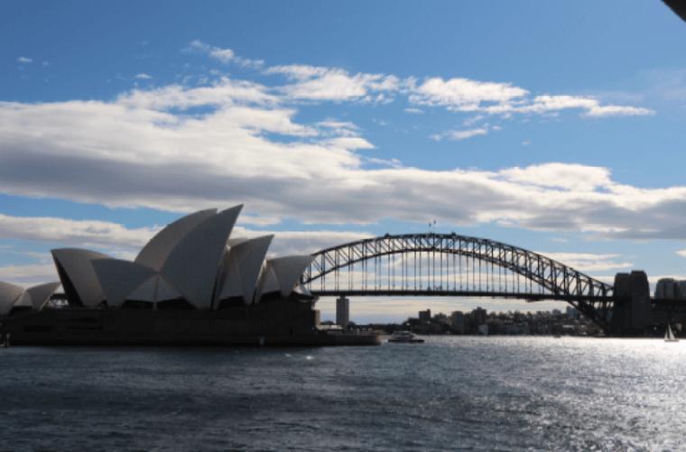 Erfahrungsbericht Gastsememster Australien - Opernhaus - Hafenbrücke