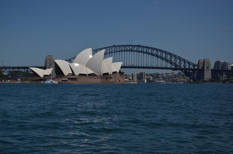Operahouse - Auslandssemester Australien
